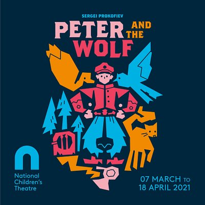 National Children's Theatre is once again in action with our new production of Peter and the Wolf in our outdoor Imagination theatre.  All tickets are available at Quicket.co.za
