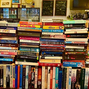 For those who still love an actual, physical book to read, Books & Co in Mid-Levels is a treasure trove with a big range of English language titles.