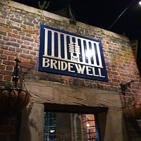 The Bridewell Pub in former jail.