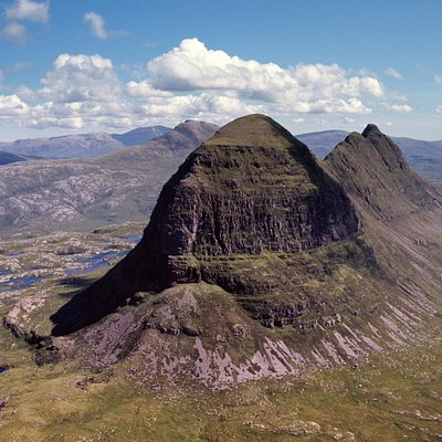 Suilven from the SW