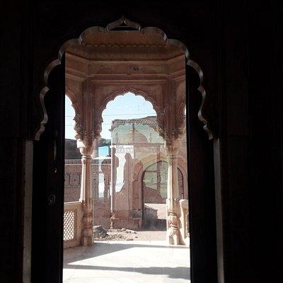 Cholistan desert # Shahi mosque # View of Derwar Fort # pakistan#