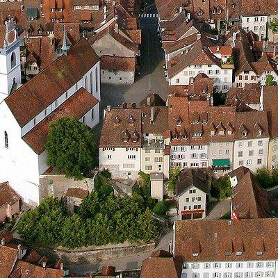 Vieille ville d'Aarau / Historische Altstadt AArau (AG)