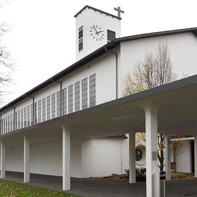 Pfarrkirche St. Peter & Paul, Aarau (AG)