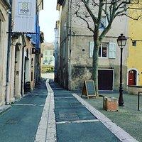 Restaurant Thym Te Voila APT vaucluse Luberon