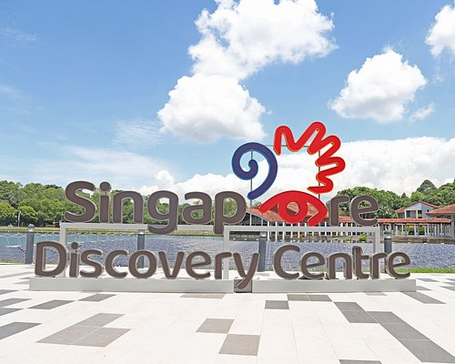 No visit to the Singapore Discovery Centre is complete without a photo stop at the Discovery Lake!