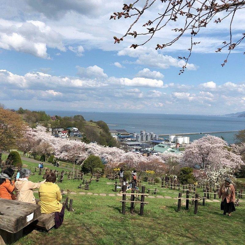 手宮公園(北海道・小樽)