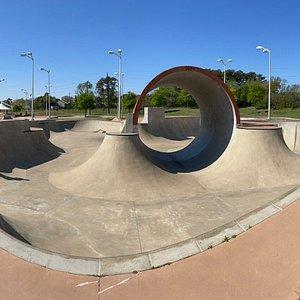 North Houston Skate Park - Epic Experience!