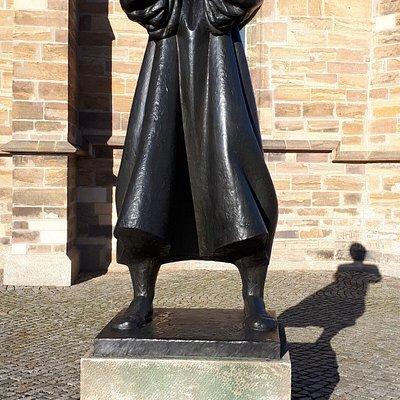 Thomas Müntzer Denkmal