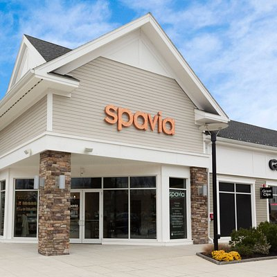 Spavia Day Spa - Littleton Front