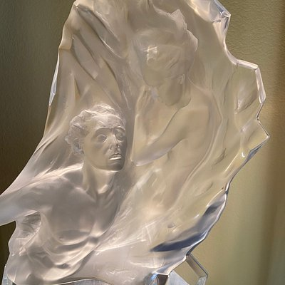 I would be interested to find out Stephan Hart sculpture