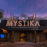 MYSTIKA is an immersive museum where the artist Pepe Soho pays a visual and multisensory homage to Mexican nature and Mayan culture.   The museum has many immersive installations such as infinity mirror rooms, a 360° vision dome, moving photographs and many other surprises. Prepare yourself for a transformational journey!