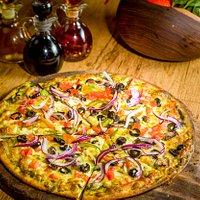 Veggie Premium Pizza