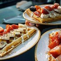 Sweet Waffles