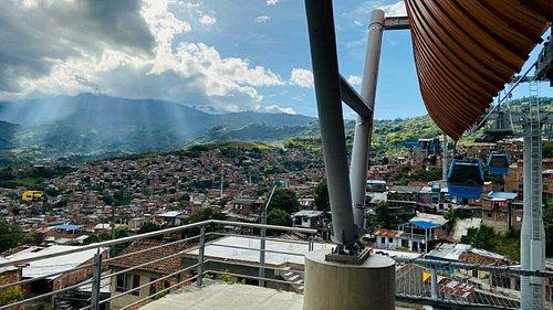 Contamos con la mejor vista panorámica de la ciudad.