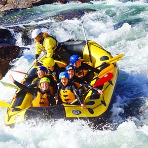 The Best Rafting in Norway - Dagali Fjellpark, Fun near Geilo. FAMILY, FULL ON and CLASSIC rafting.