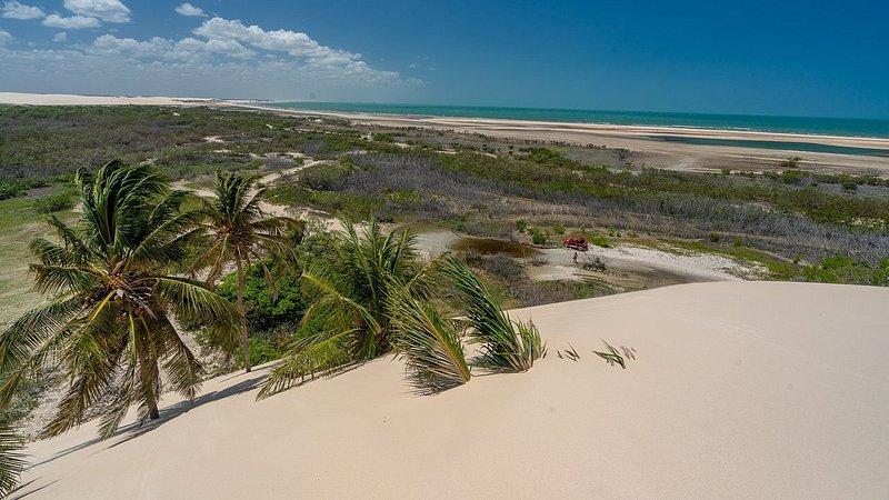 Dunes of Jericoacoara National Park