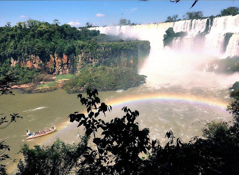 Iguazu Falls in Iguazu National Park