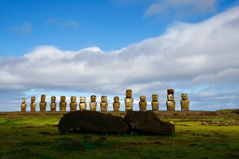 Easter Island, Île de Pâques, Chili