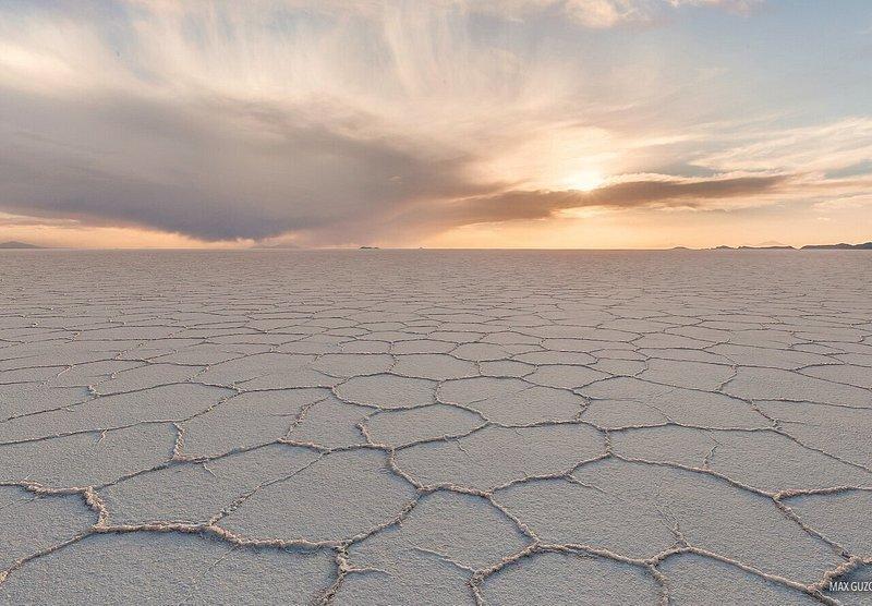 Salar de Uyuni salt plain