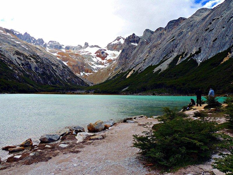 Laguna Esmeralda, Ushuaia
