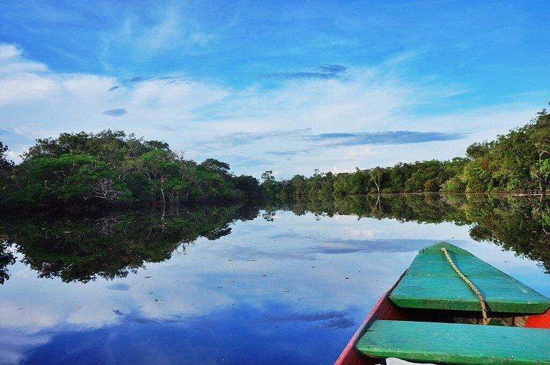Amazon Tupana River