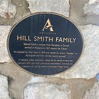 One Of A Number Of memorial Plaques