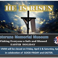 EASTER HOLIDAY HOURS OF OPERATION