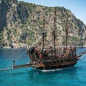 Dragon Boat Ölüdeniz Turkey