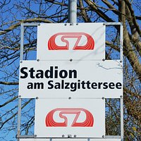 Logo des Stadions am Salzgittersee