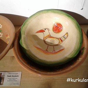 Dans la boutique-atelier KurKulArts #kurkularts