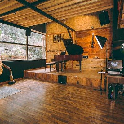 Un lugar donde se viven experiencias musicales y teatrales... Eventos y espectáculos.