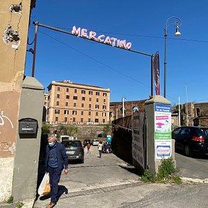 Mercatino Porta Maggiore