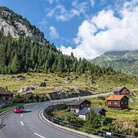 Sedrun Disentis Tourism - Secrun (Grisons / Graubünden)