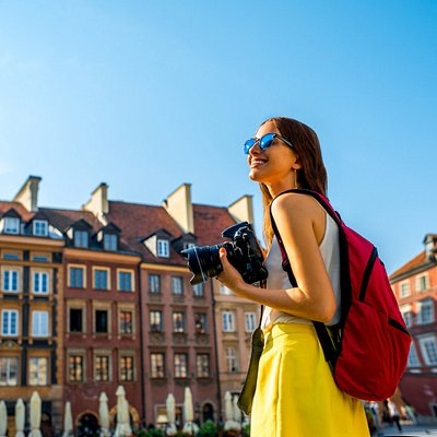 Warsaw walking tour