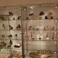 Museum La Truaisch - Musée des minéraux, de la culture et d'histoire à Sedrun (Grisons - Graubünden)