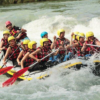 Isar Rafting Bayern