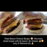 Mamma D's Burger Van