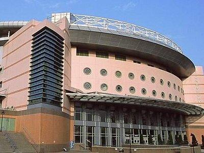 臺大體育館