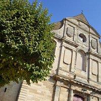 Façade de l'Eglise Saint-Georges.