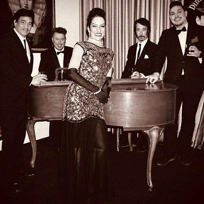 Crooners, Inc. Las Vegas; A Classic Las Vegas Lounge Show #croonersinc #croonersinclasvegas