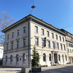 Das neue IPFO Haus der Fotografie in Olten