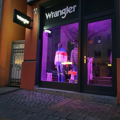 Wrangler Shop Rostock