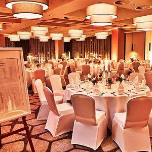 Steigenberger Hotel Koeln, Germany - Banquet Room