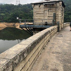 Kowloon Reservoir - Dam and Valve House
