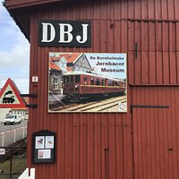 DBJ Museum, altid et besøg værd.