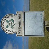 Windmill Hill Sign