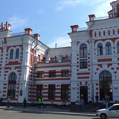 Железнодорожный вокзал Калуга I