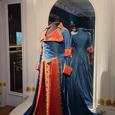 История России в костюмах