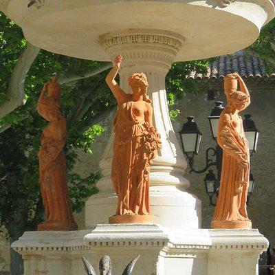 Fontaines des 4 saisons
