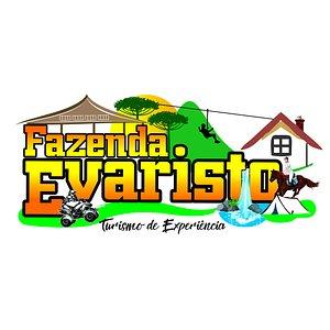 Logomarca nova da Fazenda Evaristo